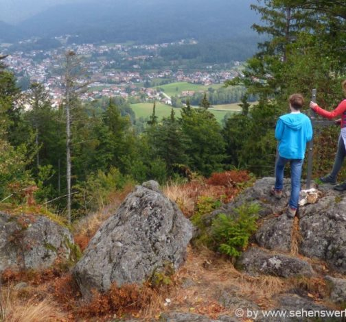 Bayerischer Wald Sehenswürdigkeiten